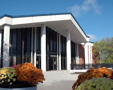 image of Utica College Library